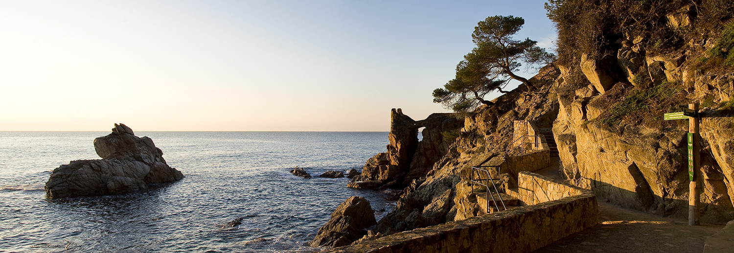Coast of Lloret