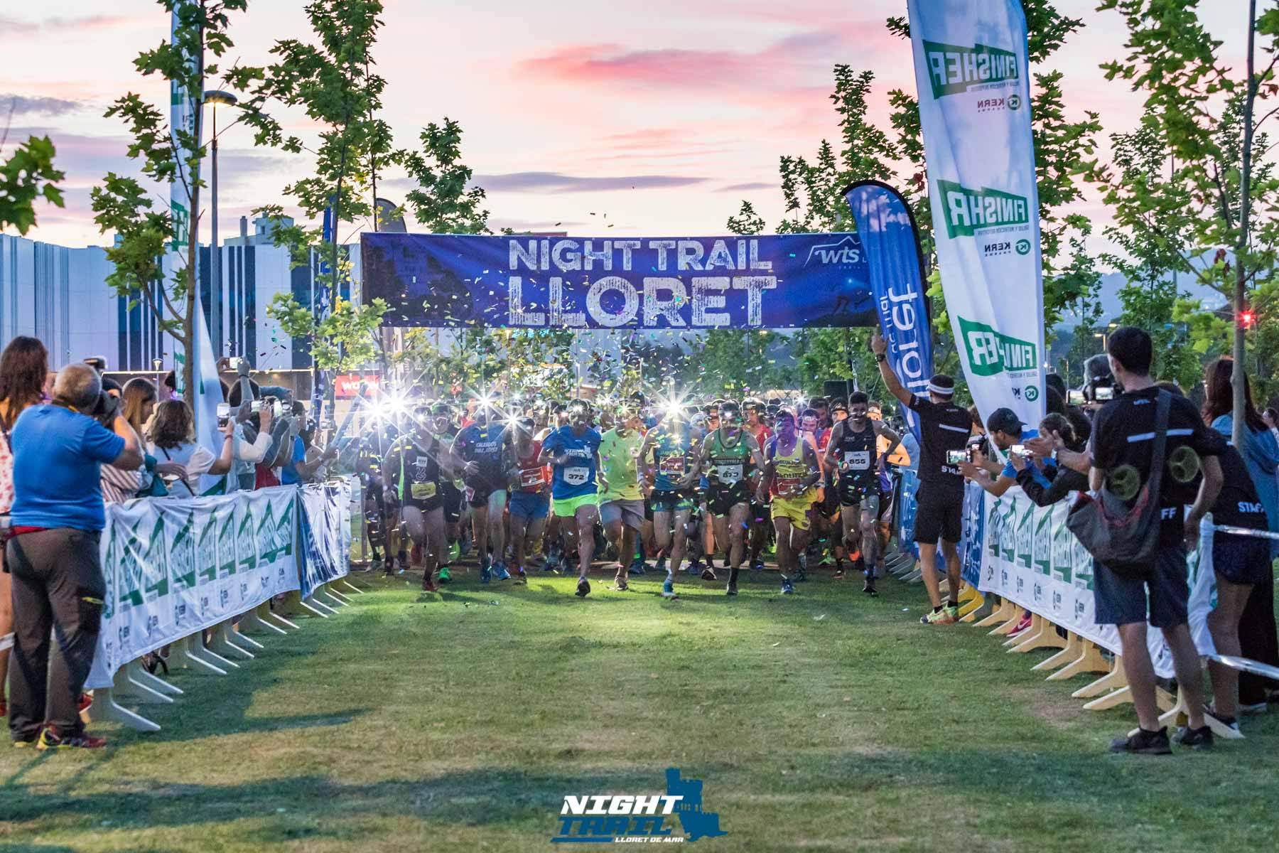 Night Trail Lloret